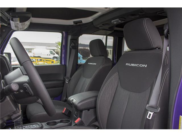 2017 Jeep Wrangler Unlimited Rubicon (Stk: HL692822N) in Surrey - Image 11 of 28