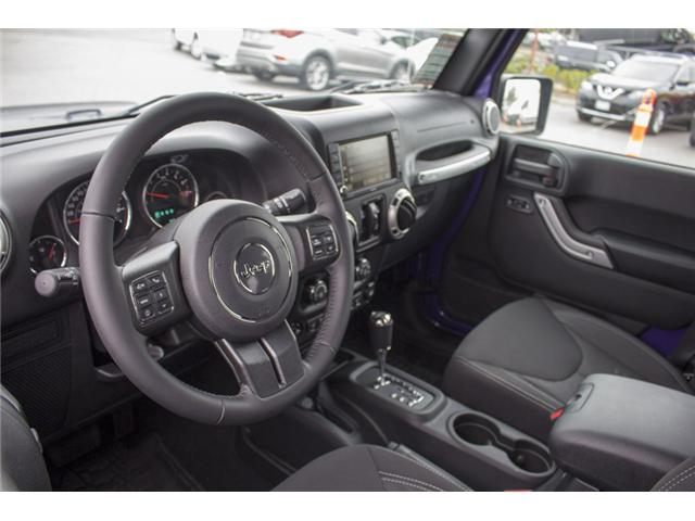 2017 Jeep Wrangler Unlimited Rubicon (Stk: HL692822N) in Surrey - Image 12 of 28