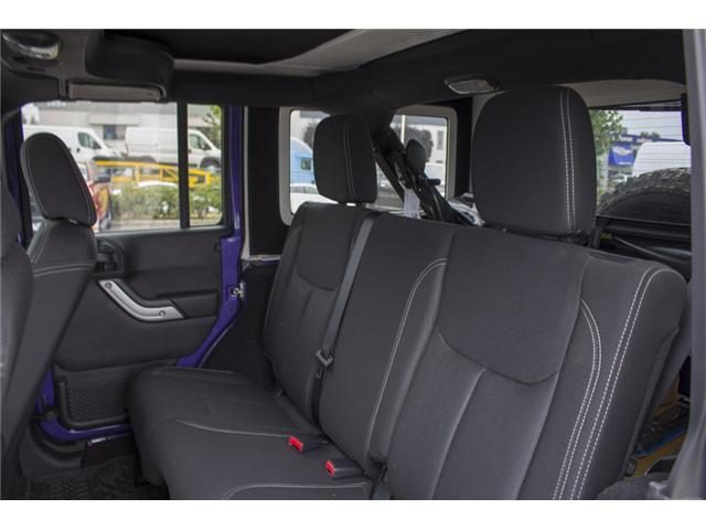 2017 Jeep Wrangler Unlimited Rubicon (Stk: HL692822N) in Surrey - Image 13 of 28