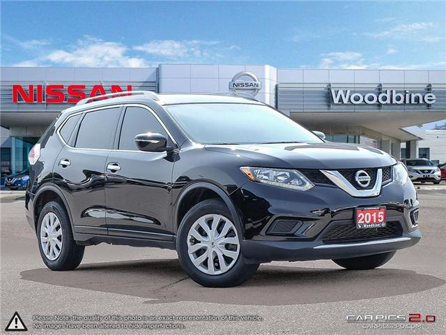 2015 Nissan Rogue S (Stk: P7066) in Etobicoke - Image 1 of 22