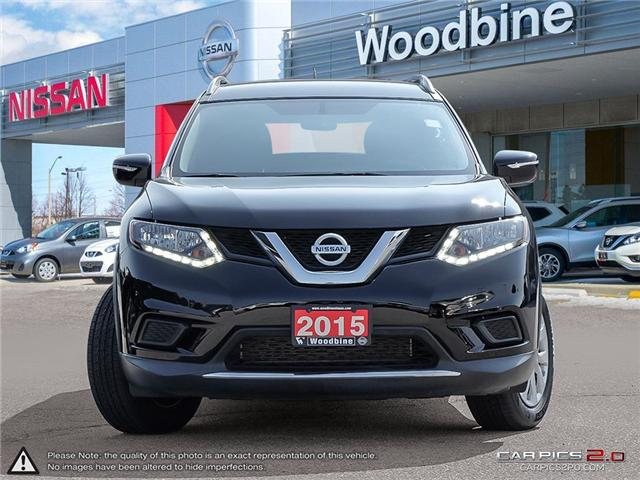2015 Nissan Rogue S (Stk: P7066) in Etobicoke - Image 2 of 22
