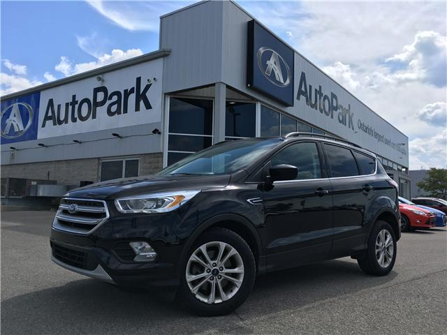 2017 Ford Escape SE (Stk: 17-06732RJB) in Barrie - Image 1 of 29