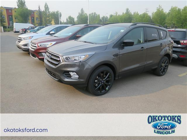 2018 Ford Escape SE (Stk: JK-439) in Okotoks - Image 1 of 5