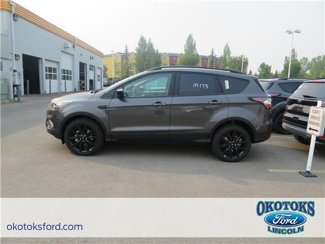 2018 Ford Escape SE (Stk: JK-439) in Okotoks - Image 2 of 5