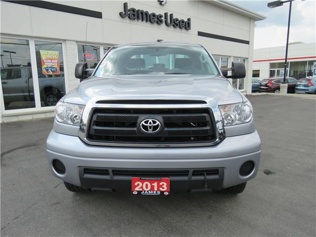 2013 Toyota Tundra SR5 4.6L V8 (Stk: N18132A) in Timmins - Image 2 of 10