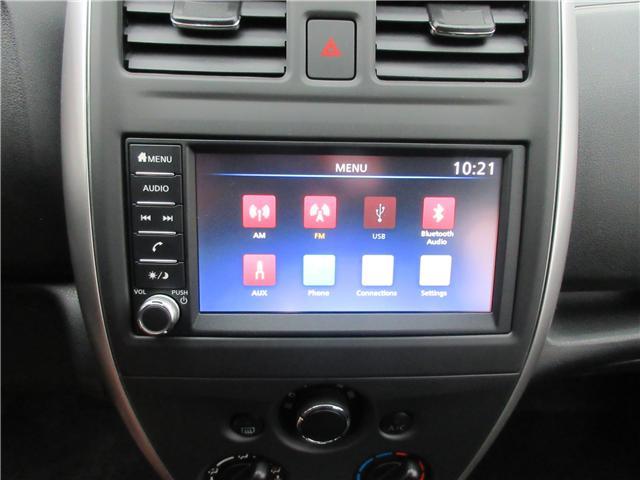 2018 Nissan Versa Note 1.6 S (Stk: 7662) in Okotoks - Image 7 of 24