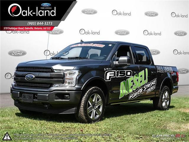 2018 Ford F-150 Lariat (Stk: 8T620) in Oakville - Image 1 of 25