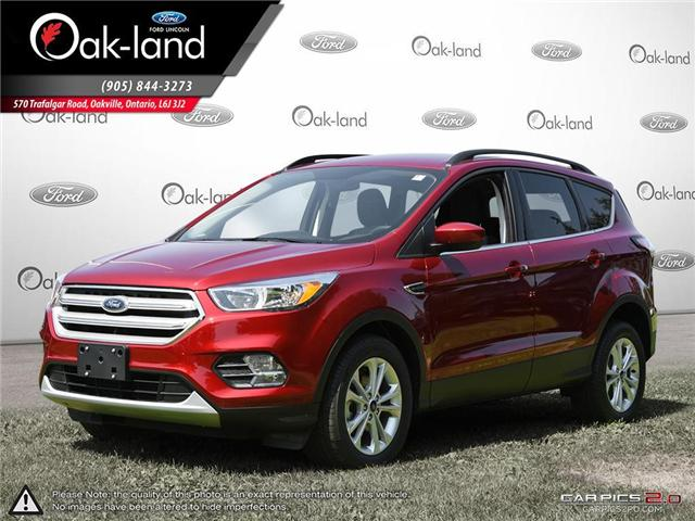 2018 Ford Escape SE (Stk: 8T561) in Oakville - Image 1 of 25
