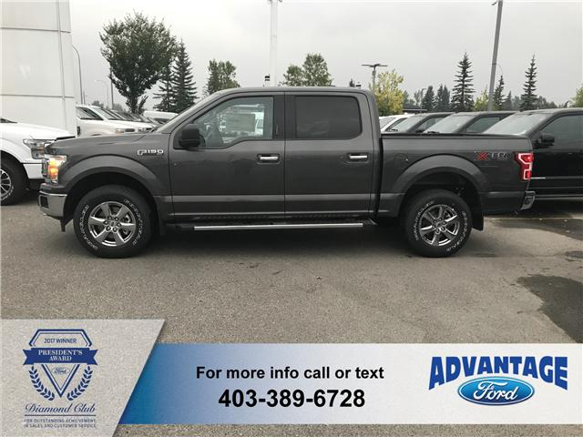 2018 Ford F-150 XLT (Stk: 5370) in Calgary - Image 2 of 5