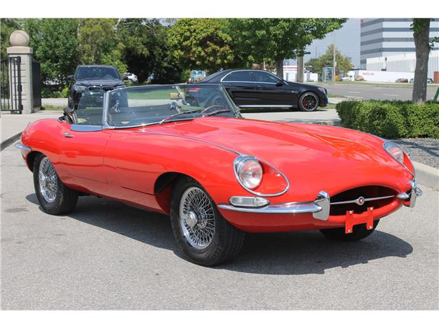 1968 Jaguar E-Type 4.2 Roadster (Stk: 25975) in Toronto - Image 3 of 26