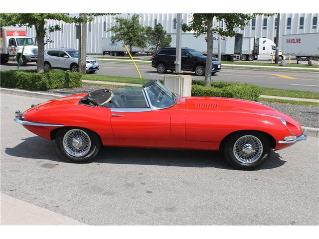 1968 Jaguar E-Type 4.2 Roadster (Stk: 25975) in Toronto - Image 4 of 26