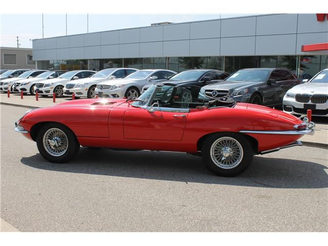 1968 Jaguar E-Type 4.2 Roadster (Stk: 25975) in Toronto - Image 8 of 26