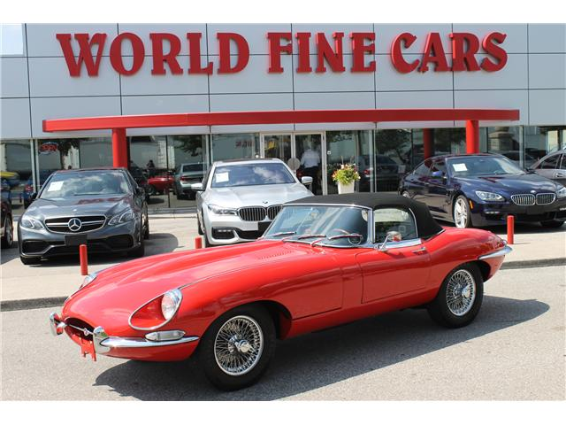 1968 Jaguar E-Type 4.2 Roadster (Stk: 25975) in Toronto - Image 9 of 26