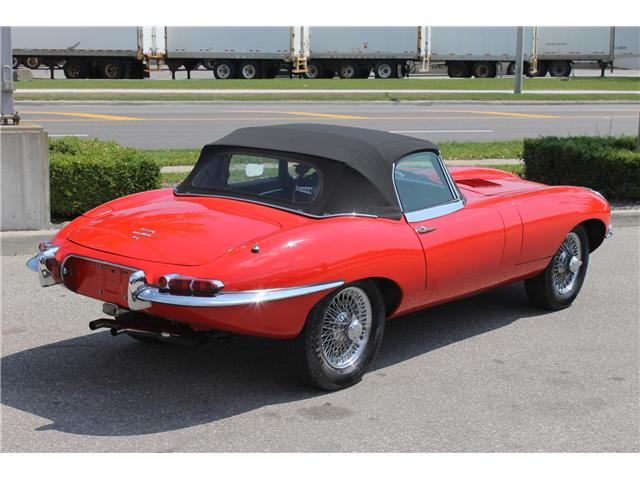 1968 Jaguar E-Type 4.2 Roadster (Stk: 25975) in Toronto - Image 11 of 26