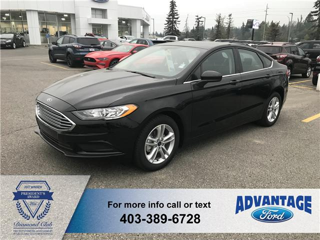 2018 Ford Fusion SE (Stk: J-1425) in Calgary - Image 1 of 5