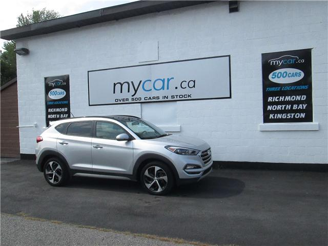 2017 Hyundai Tucson SE (Stk: 180993) in North Bay - Image 2 of 12