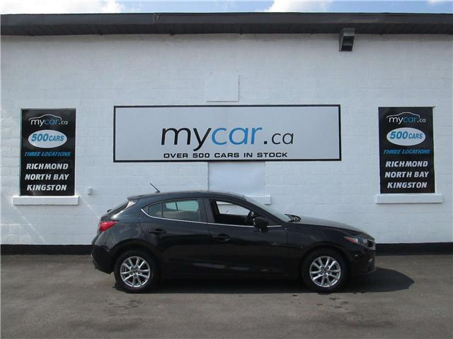 2015 Mazda Mazda3 GS (Stk: 181149) in Richmond - Image 1 of 12