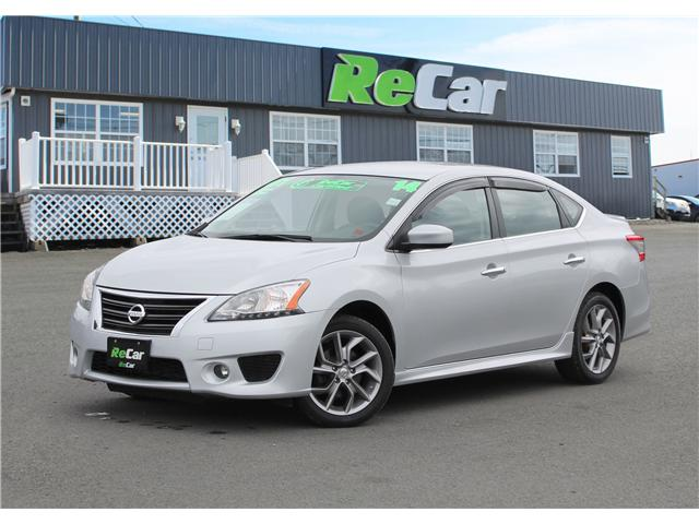 2014 Nissan Sentra 1.8 SR (Stk: 180849A) in Fredericton - Image 1 of 24