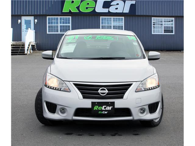 2014 Nissan Sentra 1.8 SR (Stk: 180849A) in Fredericton - Image 2 of 24