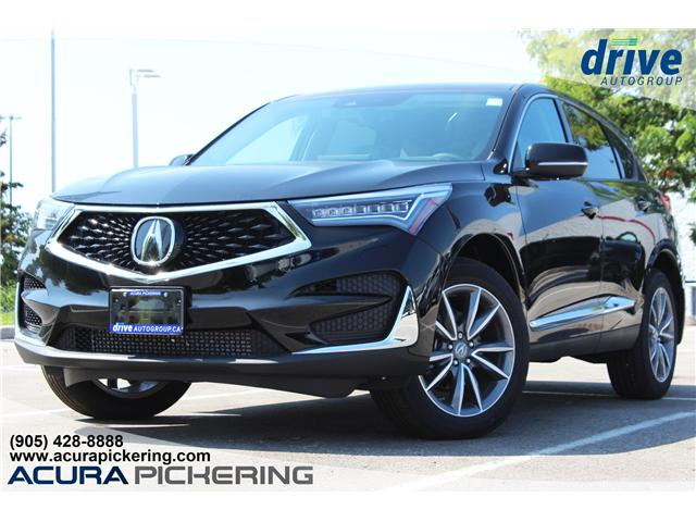 2019 Acura RDX Elite (Stk: AT035) in Pickering - Image 1 of 36