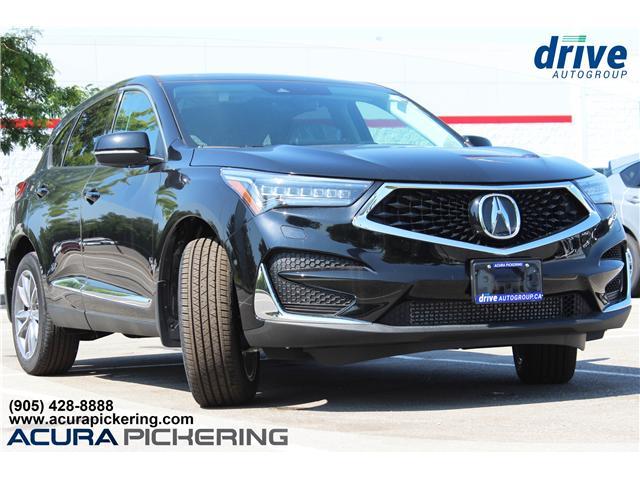2019 Acura RDX Platinum Elite (Stk: AT008) in Pickering - Image 4 of 36