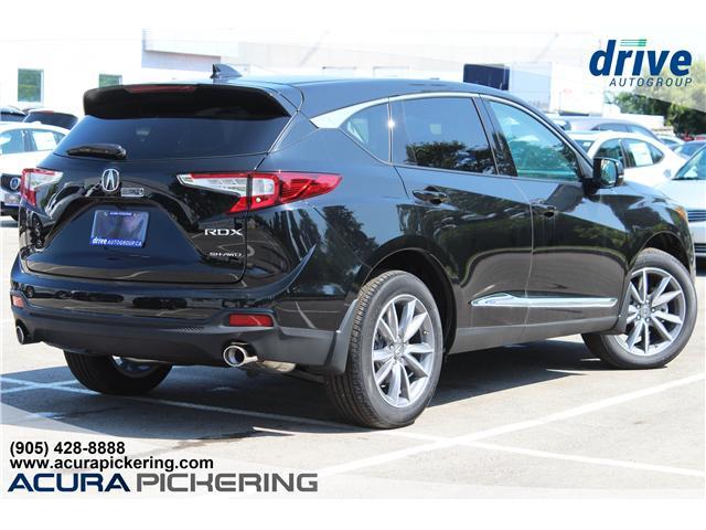 2019 Acura RDX Platinum Elite (Stk: AT008) in Pickering - Image 6 of 36