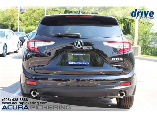 2019 Acura RDX Platinum Elite (Stk: AT008) in Pickering - Image 7 of 36