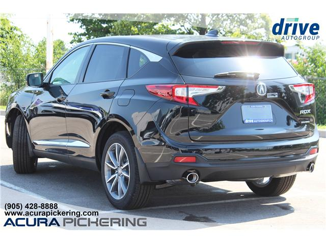 2019 Acura RDX Platinum Elite (Stk: AT008) in Pickering - Image 8 of 36