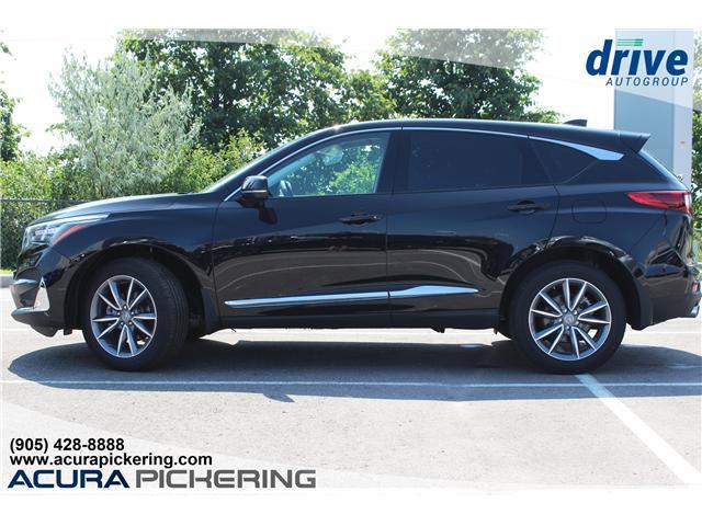 2019 Acura RDX Platinum Elite (Stk: AT008) in Pickering - Image 9 of 36