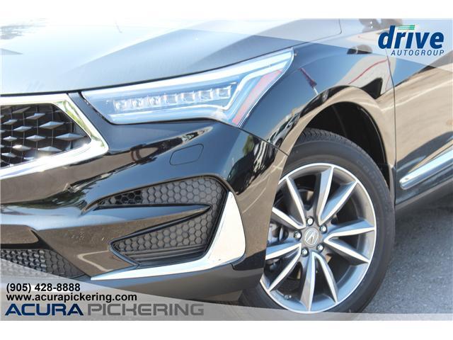 2019 Acura RDX Platinum Elite (Stk: AT008) in Pickering - Image 29 of 36