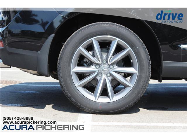 2019 Acura RDX Platinum Elite (Stk: AT008) in Pickering - Image 30 of 36