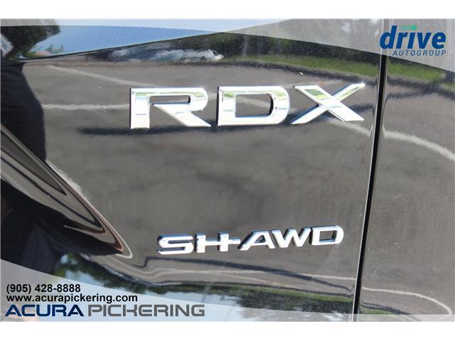 2019 Acura RDX Platinum Elite (Stk: AT008) in Pickering - Image 33 of 36