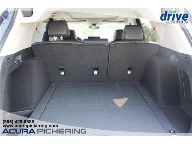 2019 Acura RDX Platinum Elite (Stk: AT008) in Pickering - Image 31 of 36