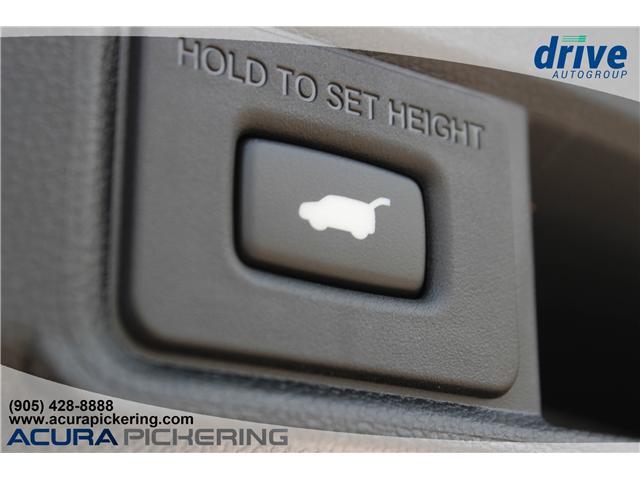 2019 Acura RDX Platinum Elite (Stk: AT008) in Pickering - Image 32 of 36