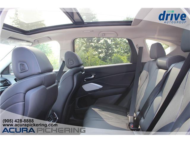 2019 Acura RDX Platinum Elite (Stk: AT008) in Pickering - Image 34 of 36
