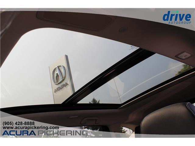 2019 Acura RDX Platinum Elite (Stk: AT008) in Pickering - Image 21 of 36