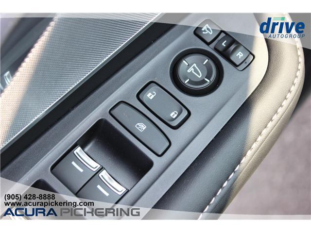 2019 Acura RDX Platinum Elite (Stk: AT008) in Pickering - Image 27 of 36