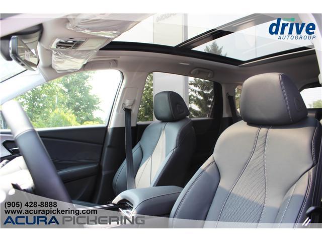 2019 Acura RDX Platinum Elite (Stk: AT008) in Pickering - Image 10 of 36