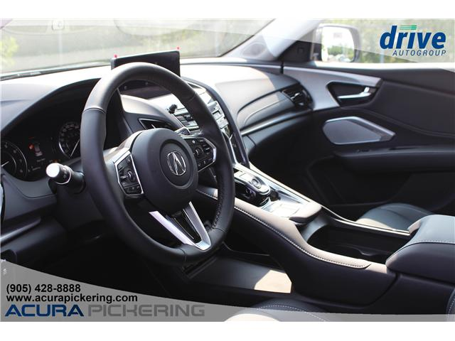 2019 Acura RDX Platinum Elite (Stk: AT008) in Pickering - Image 11 of 36