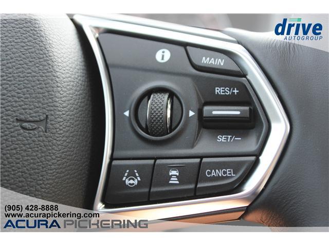 2019 Acura RDX Platinum Elite (Stk: AT008) in Pickering - Image 24 of 36