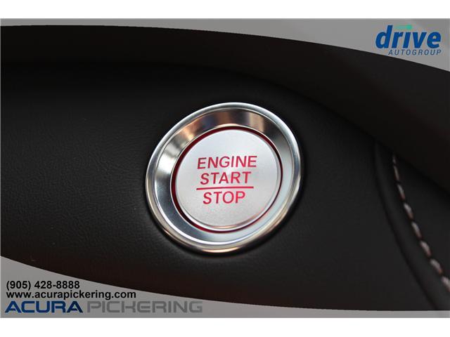 2019 Acura RDX Platinum Elite (Stk: AT008) in Pickering - Image 35 of 36