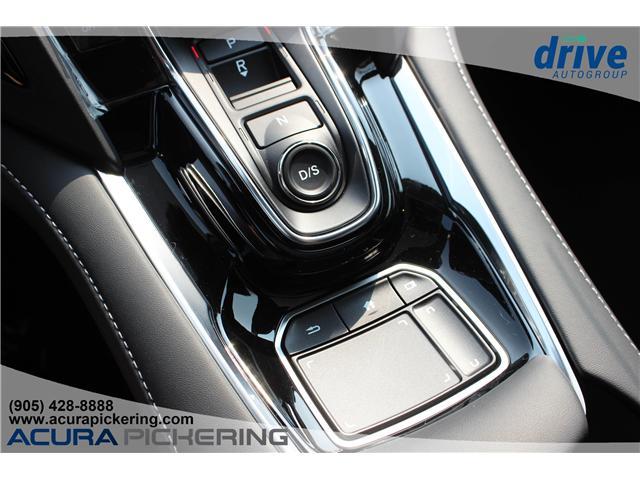 2019 Acura RDX Platinum Elite (Stk: AT008) in Pickering - Image 19 of 36