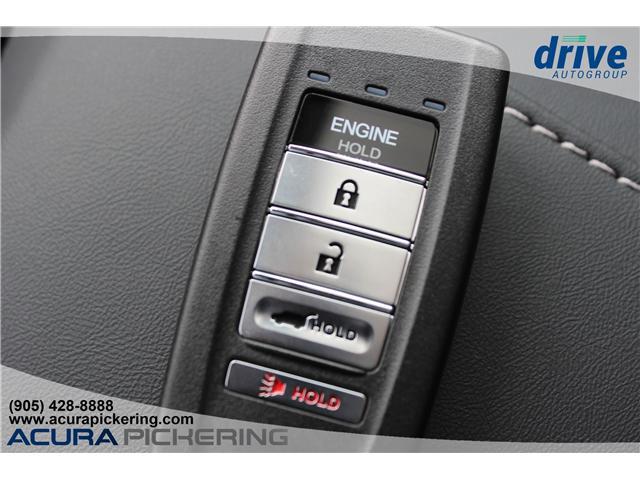 2019 Acura RDX Platinum Elite (Stk: AT008) in Pickering - Image 36 of 36