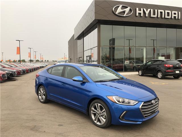 2018 Hyundai Elantra GLS (Stk: H2357) in Saskatoon - Image 1 of 25