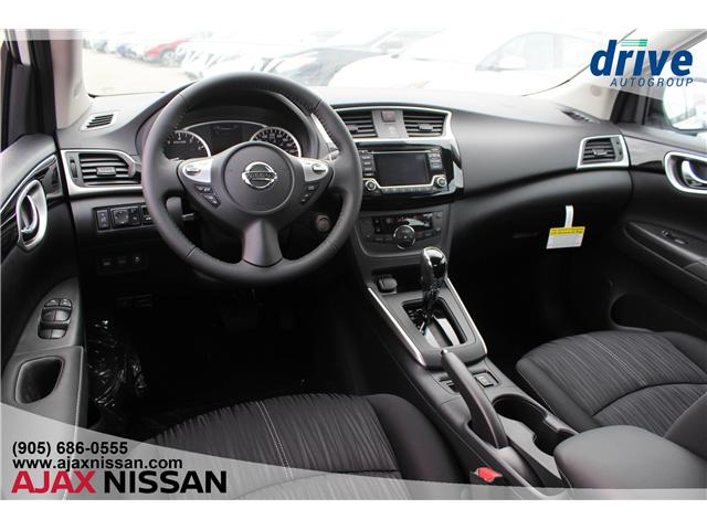 2018 Nissan Sentra 1.8 SV (Stk: T209) in Ajax - Image 2 of 31