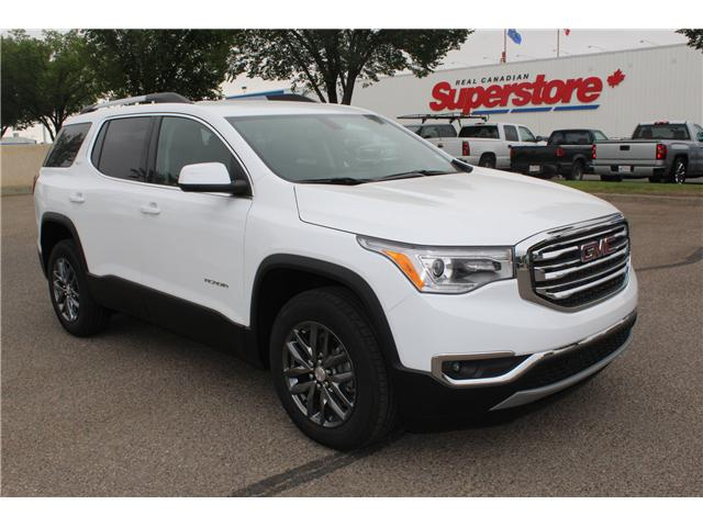 2019 GMC Acadia SLT-1 (Stk: 167319) in Medicine Hat - Image 1 of 32