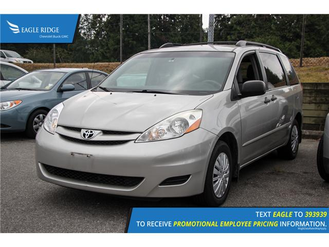 2010 Toyota Sienna CE 7 Passenger (Stk: 108975) in Coquitlam - Image 1 of 6