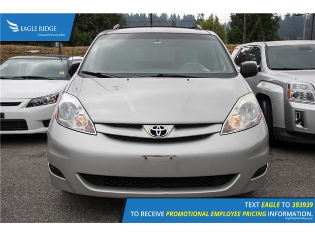 2010 Toyota Sienna CE 7 Passenger (Stk: 108975) in Coquitlam - Image 2 of 6