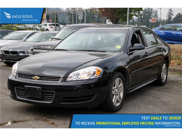 2011 Chevrolet Impala LT (Stk: 118901) in Coquitlam - Image 1 of 6