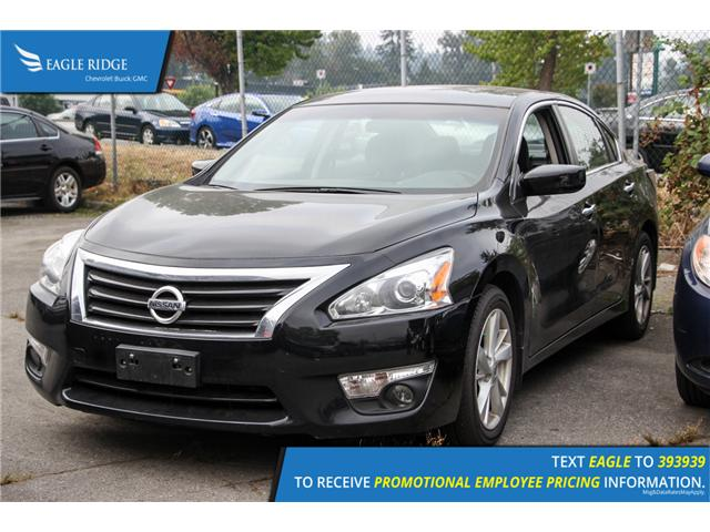 2014 Nissan Altima  (Stk: 148382) in Coquitlam - Image 1 of 5